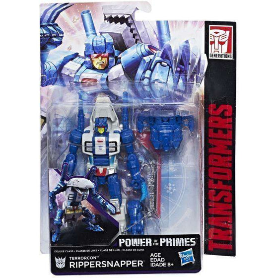 Transformers Power of the Primes Deluxe Wave 2 - Rippersnapper