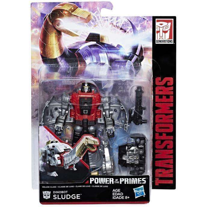 Transformers Power of the Primes Deluxe Wave 2 - Sludge - BACKORDERED SHIPS AUGUST