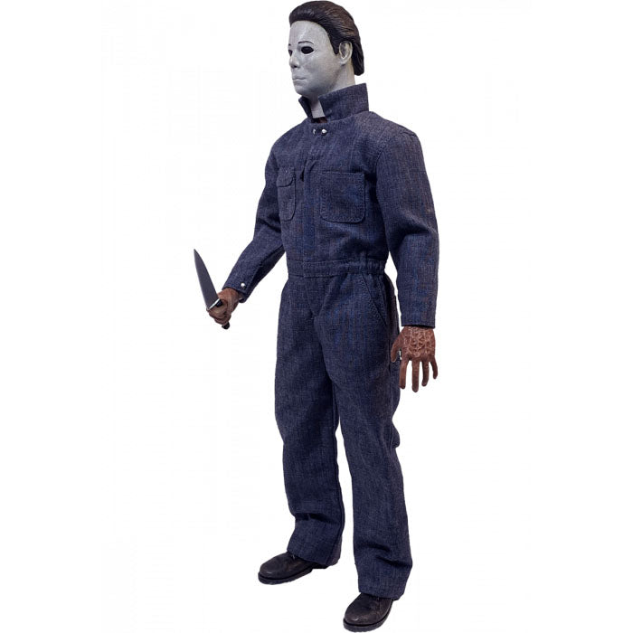 Halloween 4: The Curse of Michael Myers – Michael Myers 12″ Action Figure - DECEMBER 2020