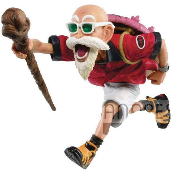 Dragon Ball SCultures Master Roshi (Tropical Ver.) - AUGUST 2018