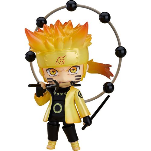 Naruto Shippuden Uzumaki: Sage of the Six Paths Ver. Nendoroid Action Figure - October 2020