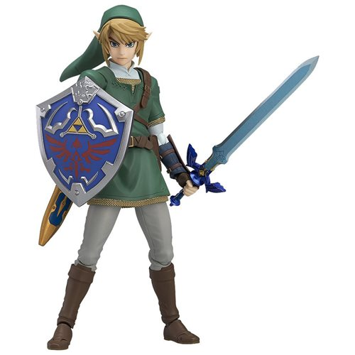 The Legend of Zelda: Twilight Princess Link Figma Action Figure - MARCH 2021