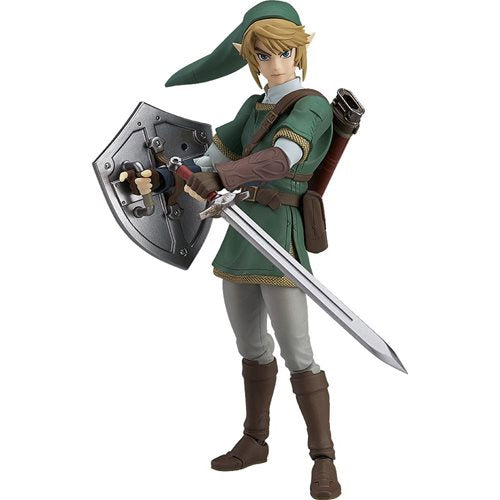 The Legend of Zelda: Twilight Princess Link DX Edition Figma Action Figure - MARCH 2021