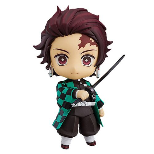 Demon Slayer: Kimetsu no Yaiba Tanjiro Kamado Nendoroid Action Figure - MAY 2020