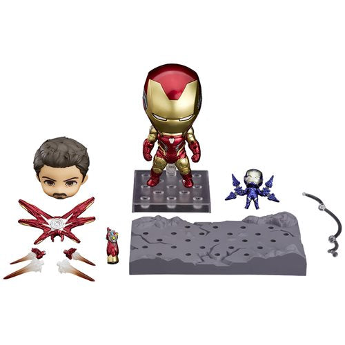 Avengers: Endgame Iron Man Mark 85 Nendoroid DX Action Figure - JULY 2020