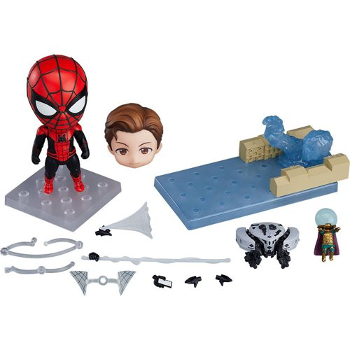Spider-Man: Far From Home Deluxe Ver. Nendoroid Action Figure - AUGUST 2020