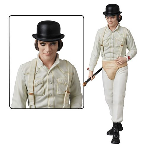 A Clockwork Orange Alex Ultra Detailed Face Mini-Figure