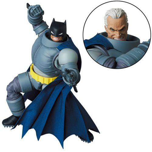 Batman: The Dark Knight Returns Armored Batman MAFEX Action Figure - JANUARY 2022
