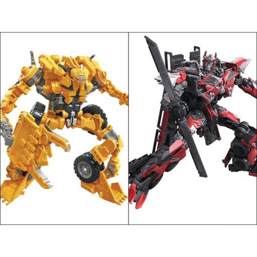 Transformers Studio Series Premier Voyager Wave 9  - Set of 2 - APRIL 2020