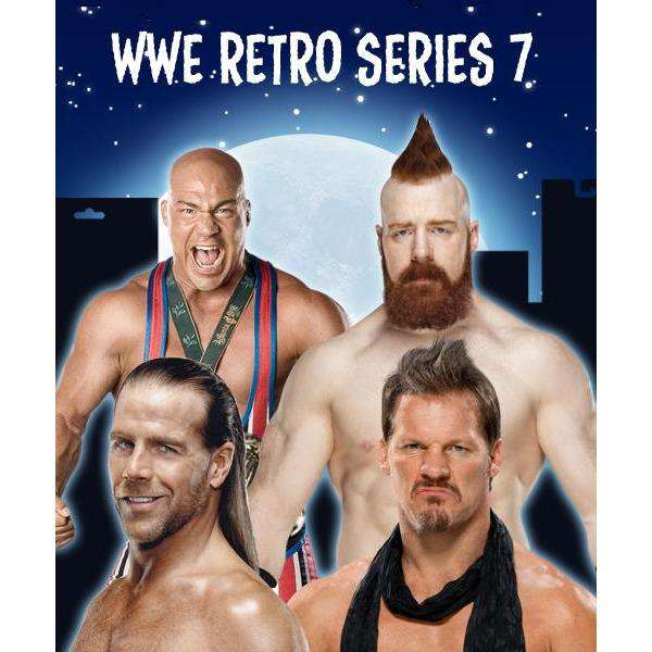 WWE Retro Series 7 - Kurt Angle