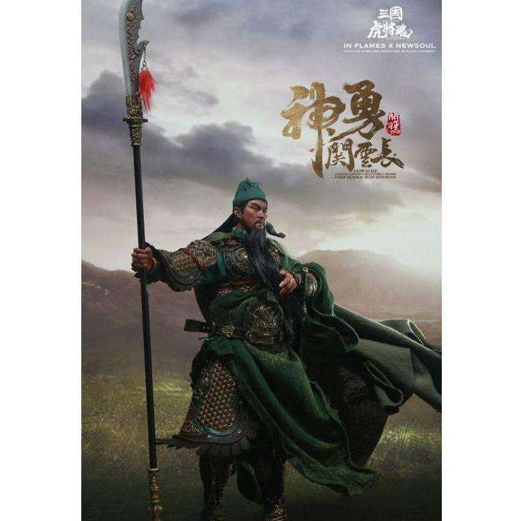 Soul Of Tiger Generals Guan Yunchang 1/6 Scale Figure - Q3 2019