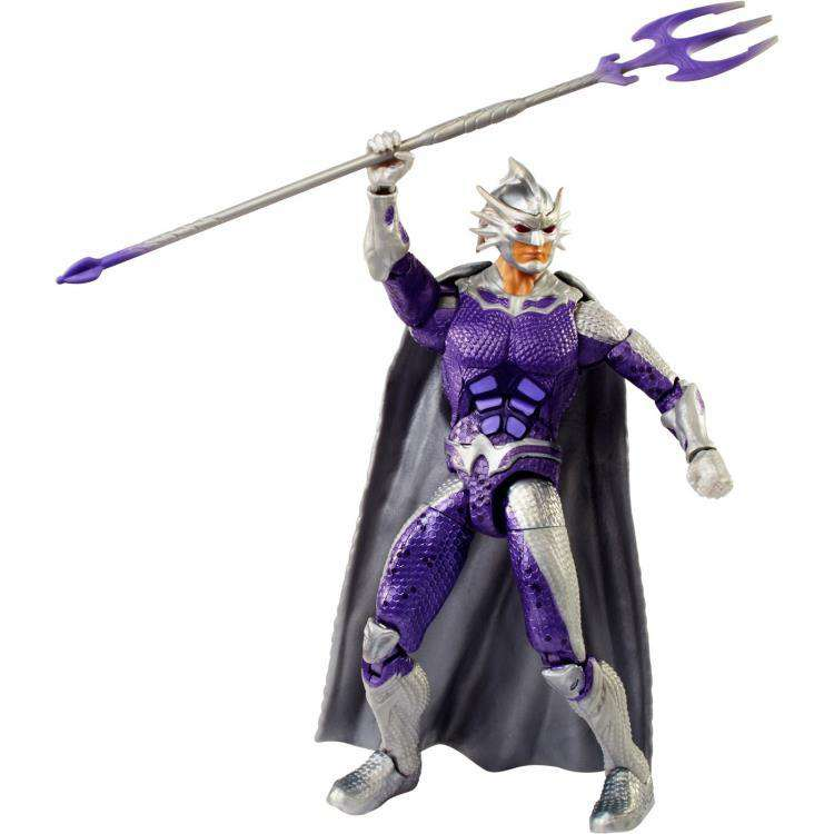 Aquaman DC Comics Multiverse - Orm - (Collect & Connect Trench Warrior) - OCTOBER 2018