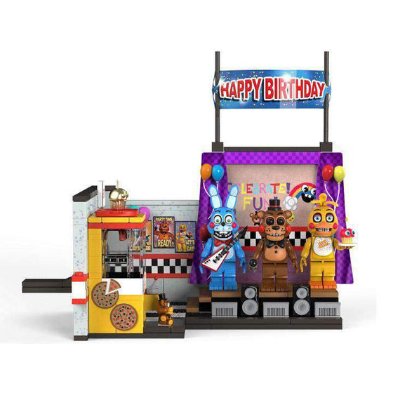 Five Nights at Freddy's The Toy Stage Large Construction Set - JULY 2019