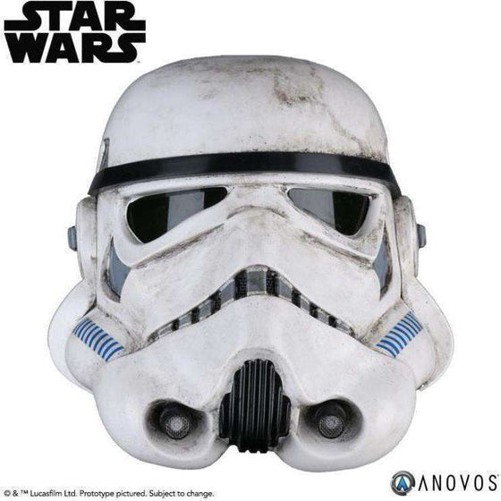 Star Wars Sandtrooper (A New Hope) 1:1 Scale Wearable Helmet - Q2 2019