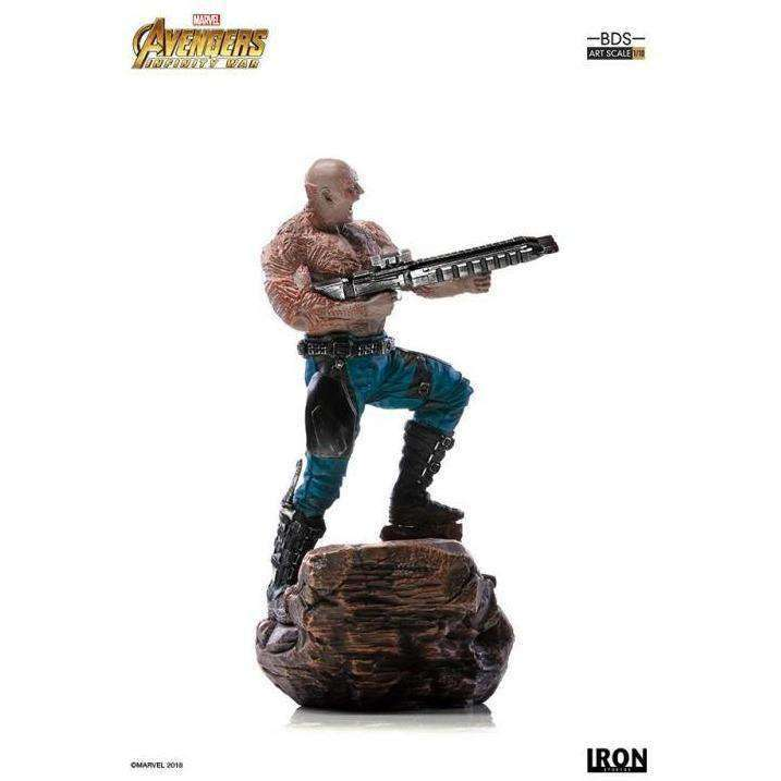 Avengers: Infinity War Battle Diorama Series Drax 1/10 Art Scale Statue - Q1 2019