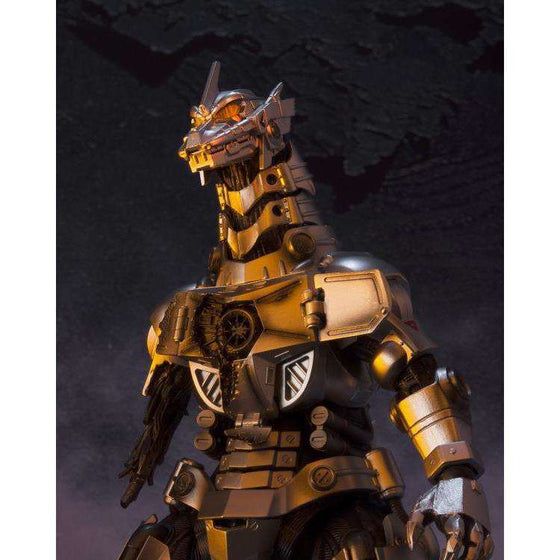 Godzilla S.H.Monsterarts MFS-3 Mechagodzilla Type-3 Kiryu (Shinagawa Final Battle Ver.) - SEPTEMBER 2018