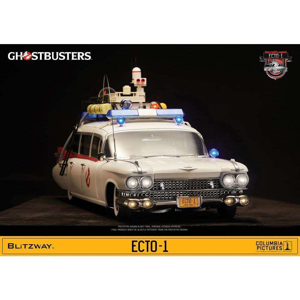 Ghostbusters (1984) Ecto-1 1/6 Scale Vehicle - Q2 2019