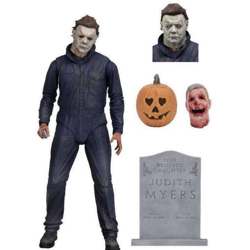 Halloween (2018 Movie) Ultimate Michael Myers Figure