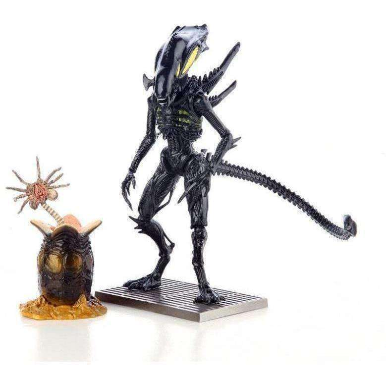 Aliens: Colonial Marines - 1:18 Scale Alien Spitter Scale Action Figure - OCTOBER 2018