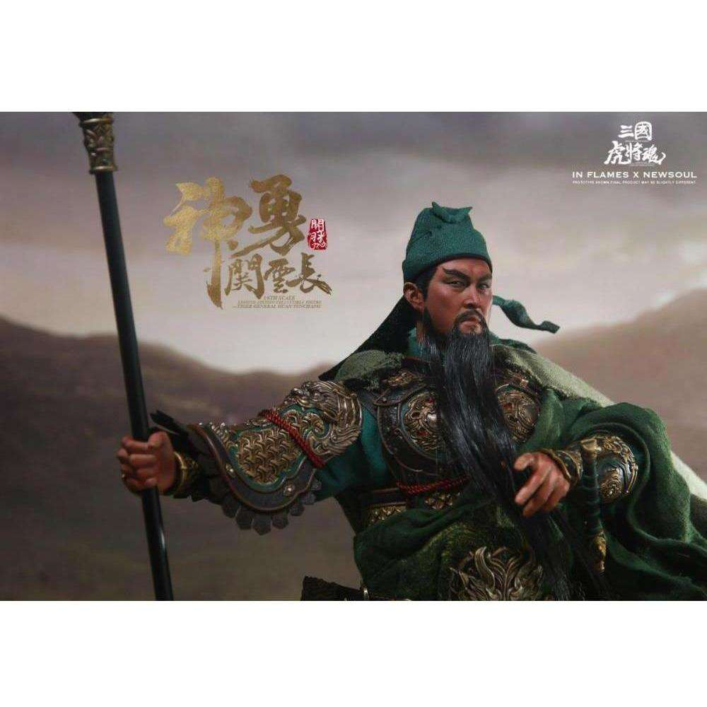 Soul Of Tiger Generals Guan Yunchang 1/6 Scale Figure - Q2 2019