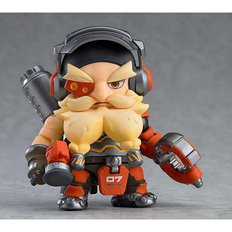 Overwatch Nendoroid No.1017 Torbjorn (Classic Skin Edition) - MARCH 2019
