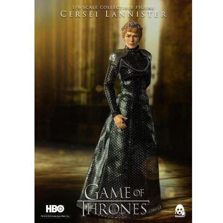 Game of Thrones Cersei Lannister 1/6th Scale Collectible Figure - Q2 2019