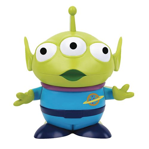 Toy Story Alien Large Vinyl Piggy Bank - Previews Exclusive - NOVEMBER 2019