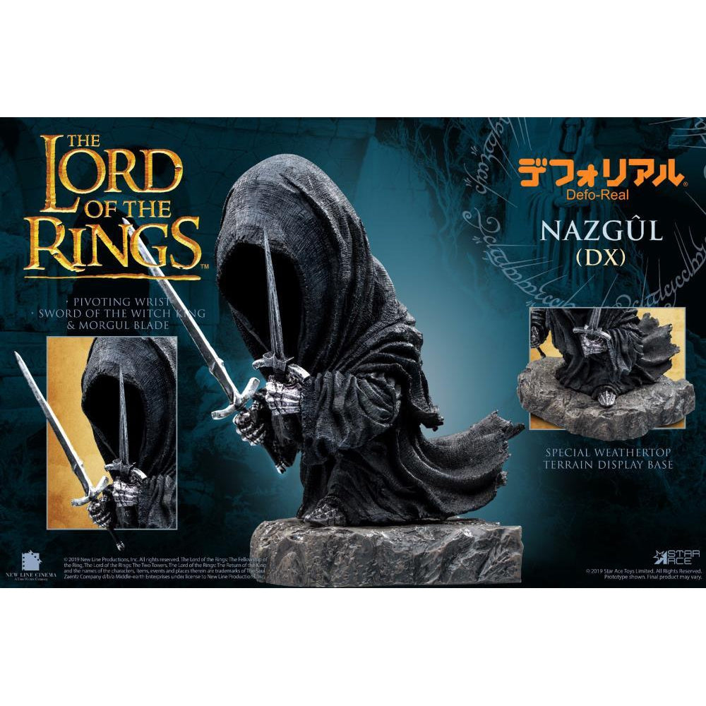 The Lord of The Rings Deform Real Nazgul (DX) - Q3 2019