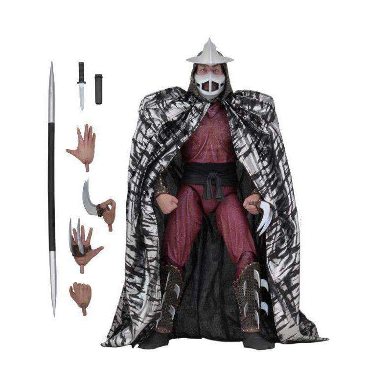 TMNT (1990 Movie) Shredder 1/4 Scale Figure