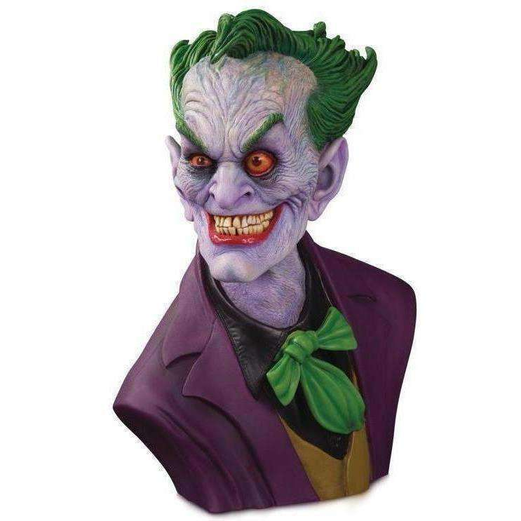 DC Gallery The Joker 1/1 Scale Bust Ultimate Edition - FEBRUARY 2019