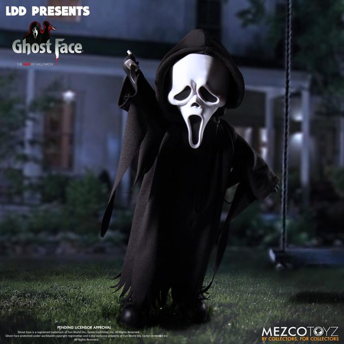 Living Dead Dolls Presents: Scream Ghostface - JULY 2020