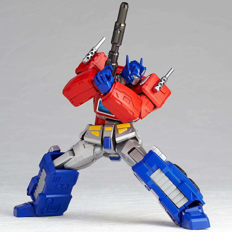 Transformers Amazing Yamaguchi Revoltech No.014 Optimus Prime - SEPTEMBER 2019