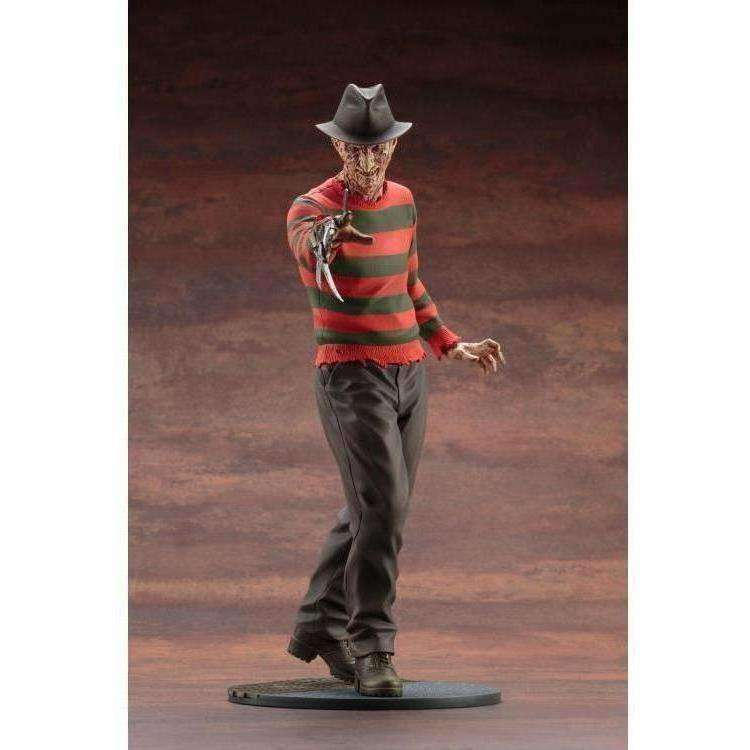 A Nightmare on Elm Street 4 ArtFX Freddy Krueger Statue - SEPTEMBER 2018