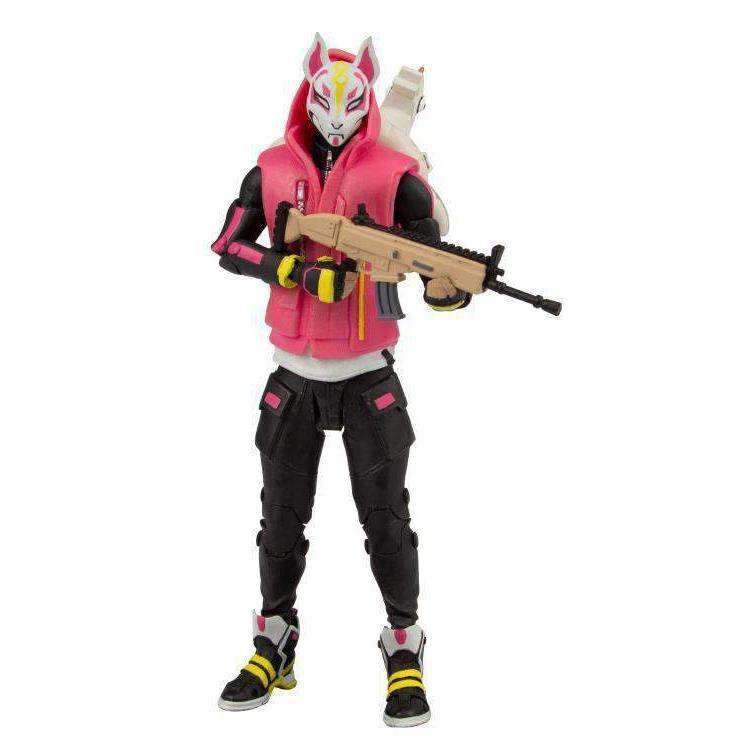 Fortnite Black Drift Premium Action Figure February 2019