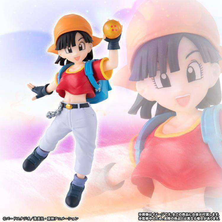 Dragon Ball GT HG Girls Pan Exclusive Figure - MARCH 2019