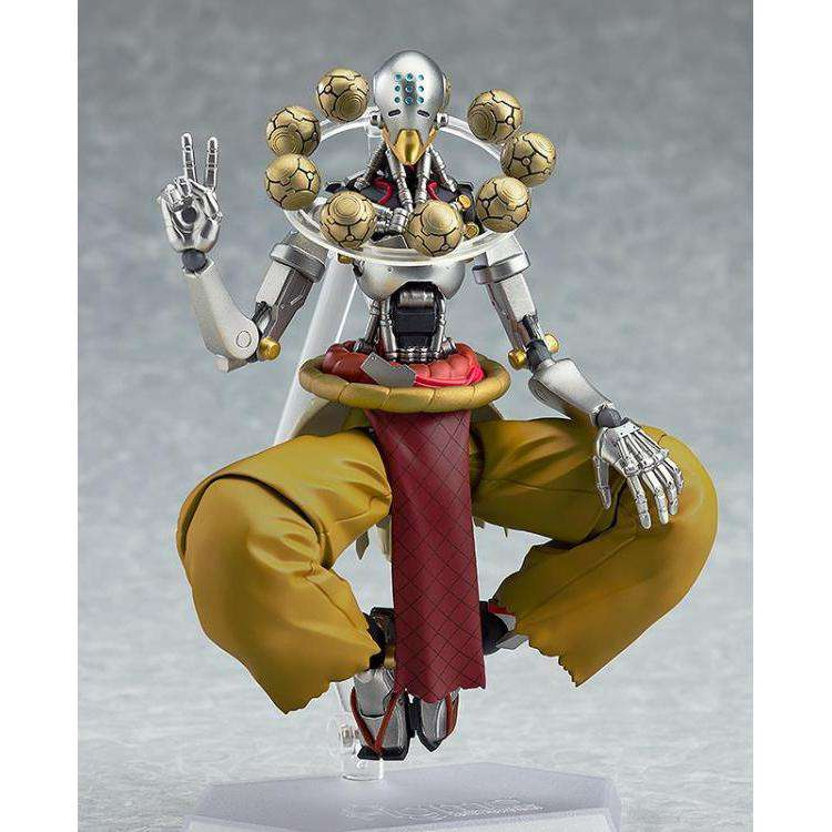 Overwatch figma No.413 Zenyatta - JULY 2019