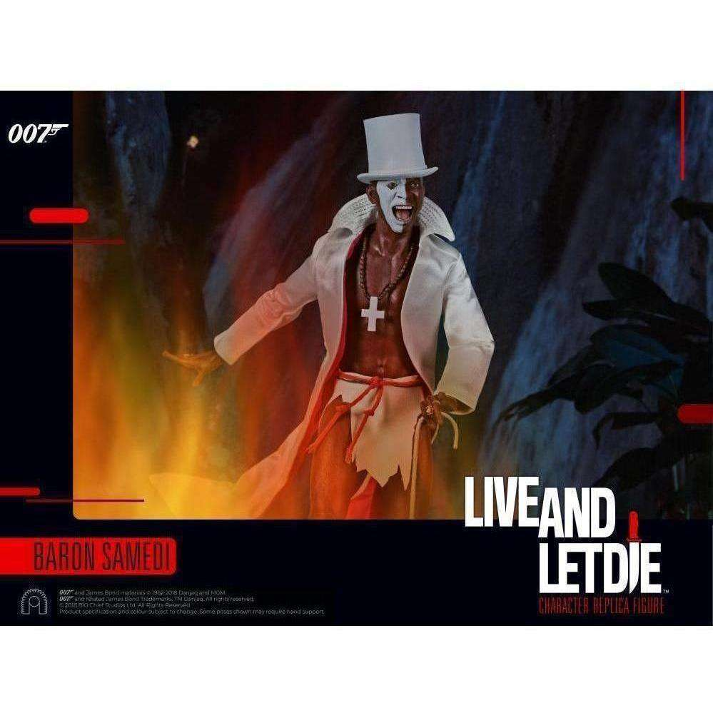 Live and Let Die Baron Samedi (Performance Outfit) 1/6 Scale Figure - NOVEMBER 2019
