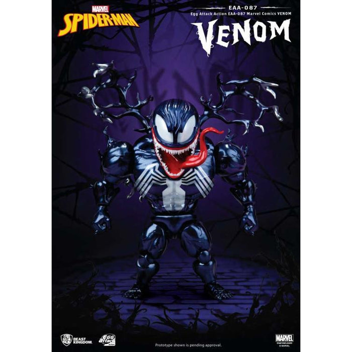 Marvel Egg Attack Action EAA-87 Venom PX Exclusive - FEBRUARY 2020