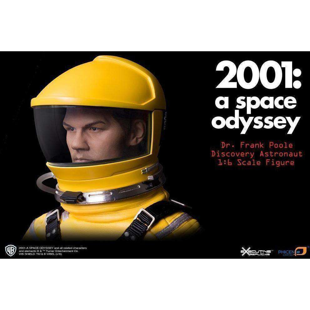2001: A Space Odyssey 1/6 Scale Figure - Dr. Frank Poole - AUGUST 2018