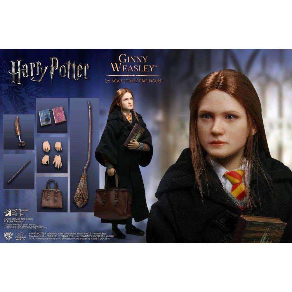 Harry Potter My Favourite Movie Series Ginny Weasley 1/6 Scale Figure- Q3 2019