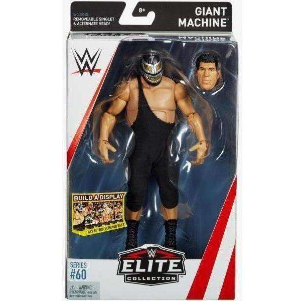 WWE Wrestling Elite Series 60 Giant Machine Action Figure