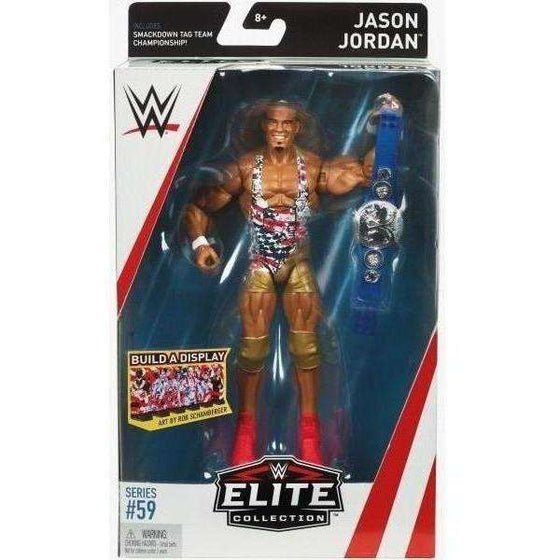 WWE Wrestling Elite Series 59 Jason Jordan Action Figure