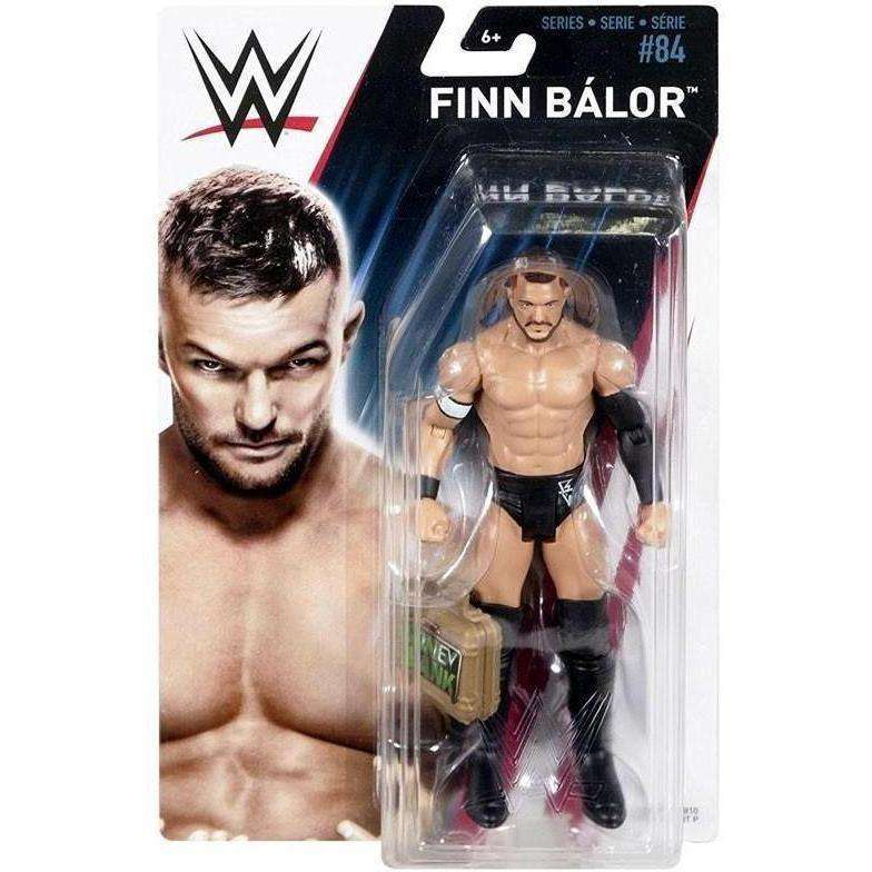 WWE Wrestling Series 84 Finn Balor Action Figure [Money in the Bank]