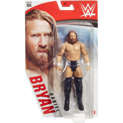 WWE Basic Figure Series 104 - Daniel Bryan