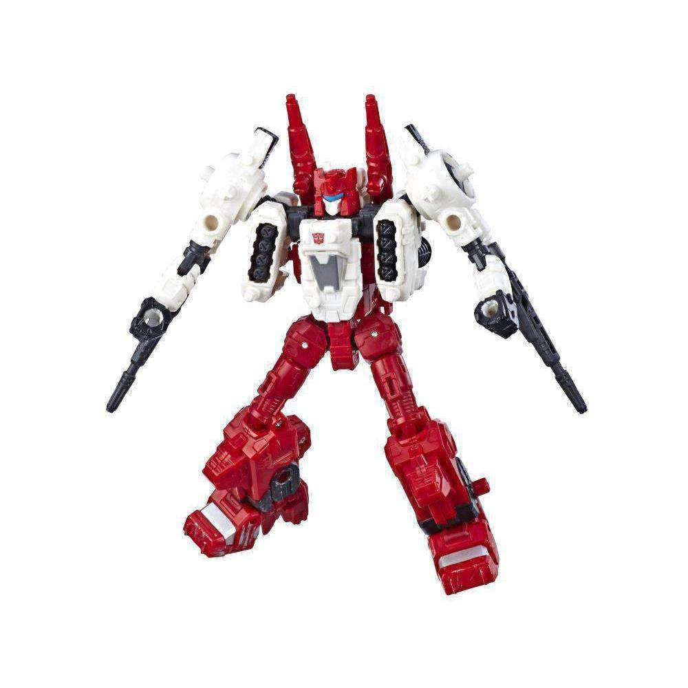 Transformers War for Cybertron: Siege Deluxe Wave 2 - Sixgun