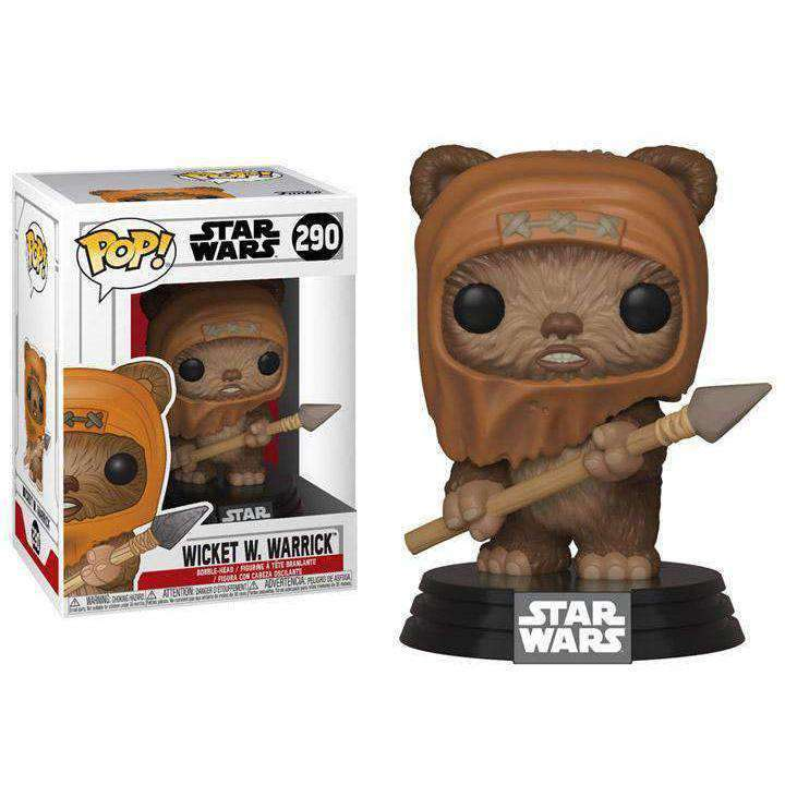 Pop! Star Wars: Return of the Jedi - Wicket W. Warrick - MARCH 2019