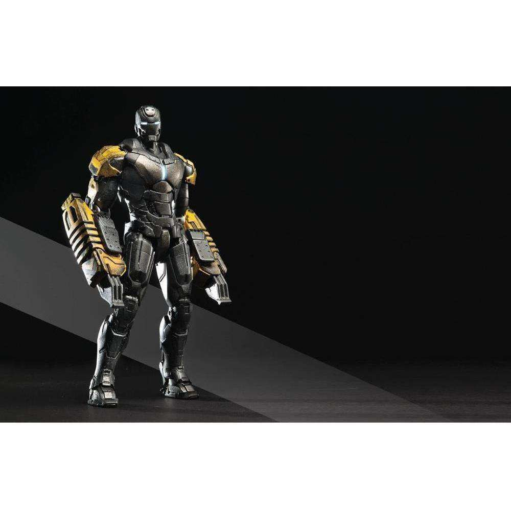 Iron Man 3: 1/12 Scale Die-Cast Iron Man Mark XXV Striker - NOVEMBER 2018