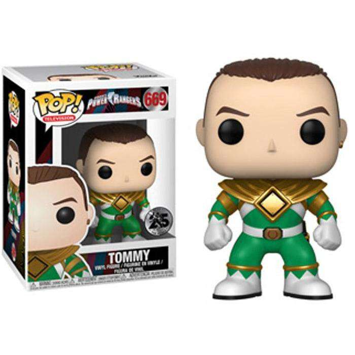 Pop! TV: Mighty Morphin Power Rangers - Tommy - AUGUST 2018