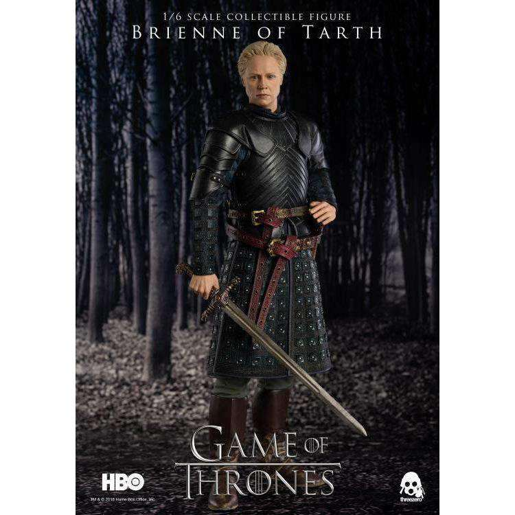 Game of Thrones Brienne of Tarth (Deluxe) 1/6 Scale Figure - Q3 2019