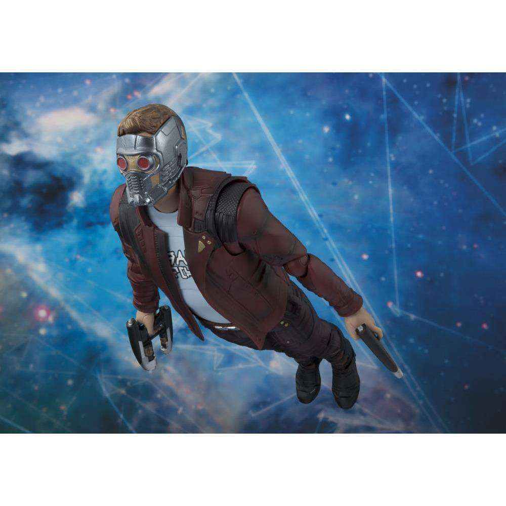 Guardians of the Galaxy Vol. 2 S.H.Figuarts Star-Lord & Explosion Set